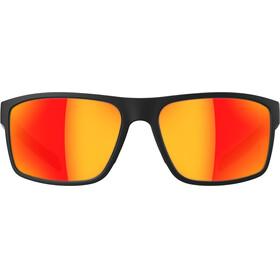 adidas Whipstart Bike Glasses Men Red Mirrored red/black